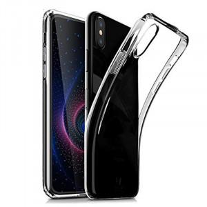Θήκη Σιλικόνης για Huawei P20 - Διάφανο