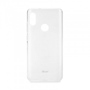 Θήκη Roar Colorful Jelly Back Cover για Xiaomi Redmi Note 6 Pro - Διάφανο