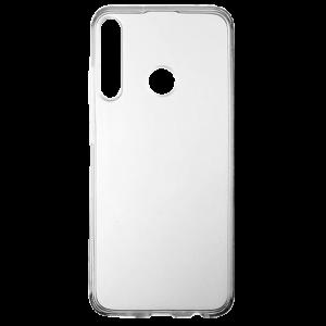 Θήκη Σιλικόνης Slim 1 mm για Huawei P40 Lite E - Διάφανη