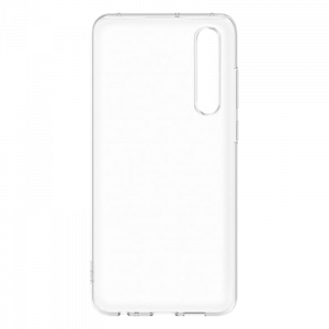 Θήκη Σιλικόνης 0.5mm για Huawei P30 - Διάφανη