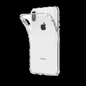 Θήκη Σιλικόνης για Apple iPhone XS MAX - Διάφανο