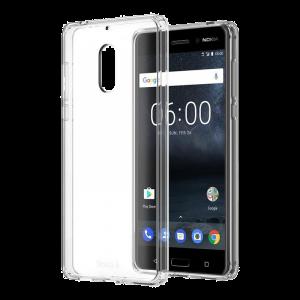 Θήκη Σιλικόνης για Nokia 8 - Διάφανο