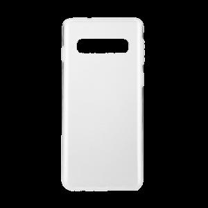 Θήκη Σιλικόνης Slim 1 mm για Samsung Galaxy S10 Plus - Διάφανη