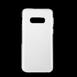 Θήκη Σιλικόνης Slim 1 mm για Samsung Galaxy S10e - Διάφανη
