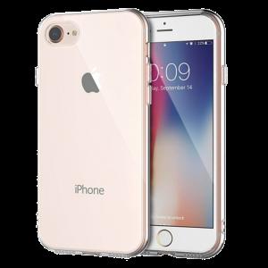 Θήκη Σιλικόνης Ultra Slim 0.3mm για iPhone 7/8 - Διάφανο