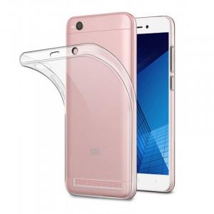Θήκη Σιλικόνης 0.5mm για Xiaomi Redmi 5A - Διάφανο