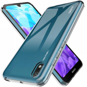 Θήκη Σιλικόνης 0.5mm για Huawei Y5 2019 - Διάφανη