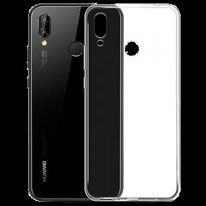 Θήκη Σιλικόνης 0.5mm για Huawei Y7 2019 - Διάφανη