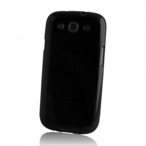 Θήκη Σιλικόνης Back Cover για Samsung S8 Plus G955 - Μαύρο