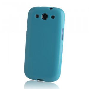 Θήκη Σιλικόνης Back Cover για Samsung G390 Xcover 4 - Μπλε