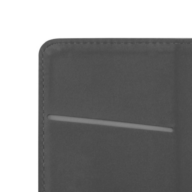 Θήκη Flip με Πορτάκι Smart Magnet για Samsung S9 Plus G965 - Μαύρο