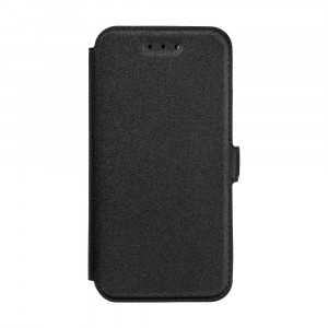 Θήκη Flip με Πορτάκι Book Pocket για Xiaomi Pocophone F1 - Μαύρο