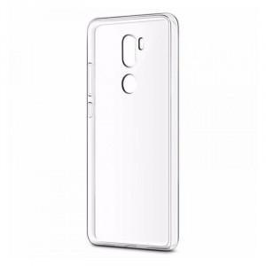 Θήκη Σιλικόνης για Xiaomi Mi 5s Plus - Διάφανη
