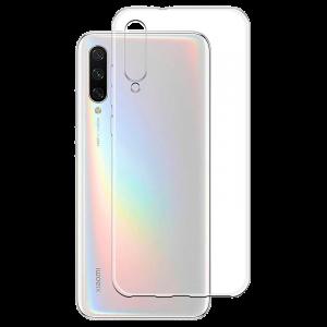 Θήκη Σιλικόνης Slim 1 mm για Xiaomi Mi 9 Lite - Διάφανη