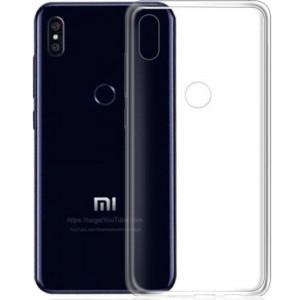 Θήκη Σιλικόνης 0.5mm για Xiaomi Redmi Note 5 AI - Διάφανο