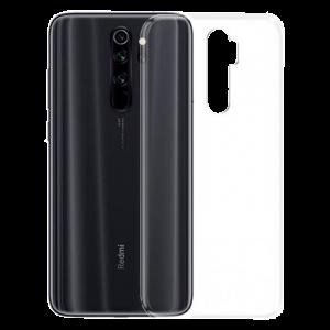 Θήκη Σιλικόνης Ultra Slim 0.3mm για Xiaomi Redmi Note 8 Pro - Διάφανη