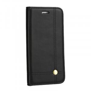 Θήκη Flip με Πορτάκι Prestige Book για Xiaomi Pocophone F1 - Μαύρο