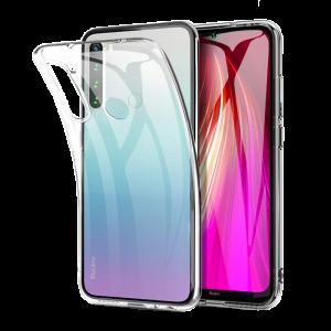 Θήκη Σιλικόνης Ultra Slim 0.3mm για Xiaomi Redmi Note 8 - Διάφανη