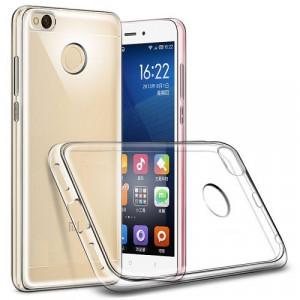 Θήκη Σιλικόνης για Xiaomi Redmi 4X - Διάφανη
