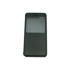Θήκη Flip Window με πορτάκι για Xiaomi Mi 5 - Μαύρο