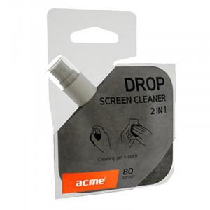 Υγρό Καθαρισμού Οθόνης ACME DROP 2 in 1