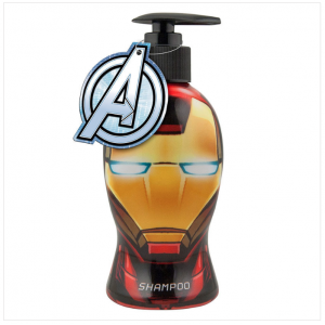 Σαπουνοθήκη - Dispenser Marvel IronMan Hand Wash 300ml
