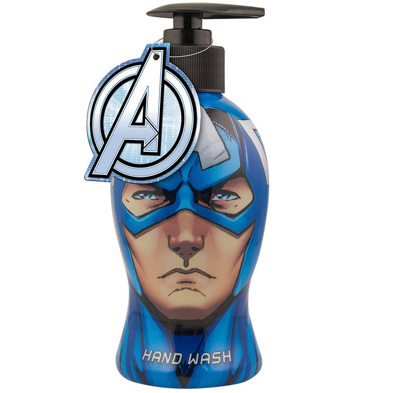 Σαπουνοθήκη - Dispenser Marvel Captain America Hand Wash