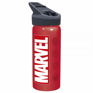 Μπουκάλι νερού από αλουμινίο Marvel 600ml