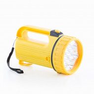Φακός LED Adventure Goods - Κίτρινο