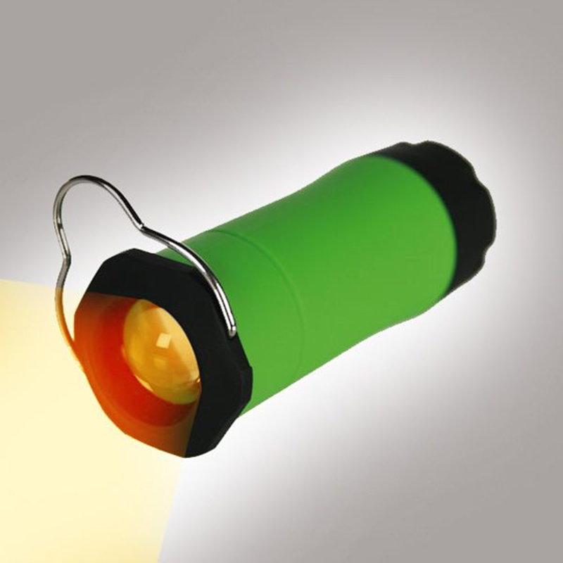 Φανός LED Για το Κάμπινγκ Out of the Blue - Πράσινο
