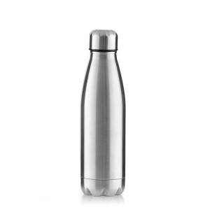 Θερμικό μπουκάλι Adventure Goods 500 ml - Inox