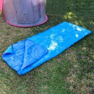 Υπνόσακος Adventure Goods 190 x 74 cm - Μπλε