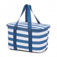 Τσάντα Ψυγείο Adventure Goods Lines 20L - Γκρι / Άσπρο