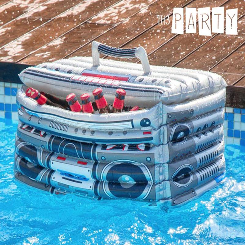 Φουσκωτό Ψυγείο Radio Retro Th3 Party