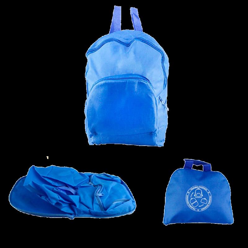 Πτυσσόμενο Σακίδιο Adventure Goods - Μπλε