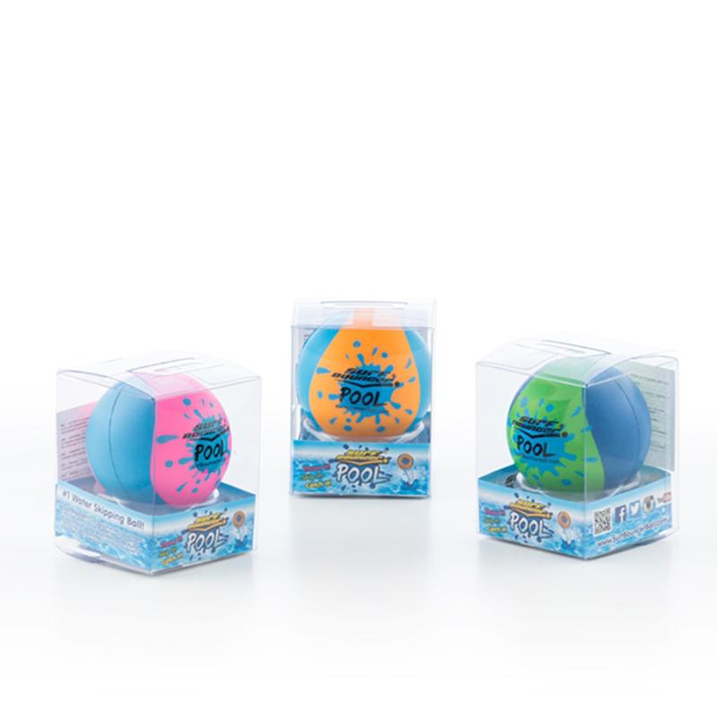 Μπάλα που Αναπηδάει στο Νερό Pool Adventure Goods - Μπλε / Πράσινο