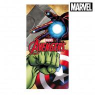 Πετσέτα Θαλάσσης για Παιδιά Cerda Marvel Avengers - 140 x 70 cm