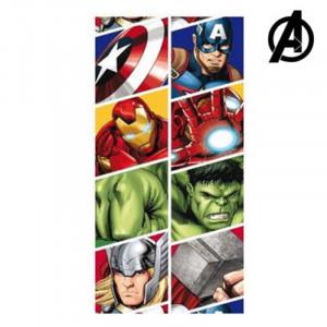 Πετσέτα Θαλάσσης για Παιδιά Cerda Marvel Avengers 672 - 140 x 70 cm