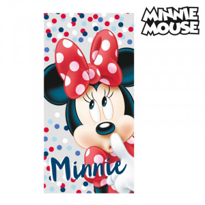 Πετσέτα Θαλάσσης για Παιδιά Cerda Disney Μίνι Μαους - 140 x 70 cm
