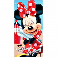 Πετσέτα Θαλάσσης για Παιδιά Disney Μίνι Μαους - 140 x 70 cm