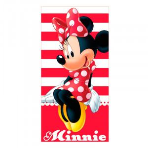 Πετσέτα Θαλάσσης για Παιδιά Disney Μίνι Μαους 208 - 140 x 70 cm