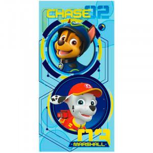 Πετσέτα Θαλάσσης για Παιδιά Astro Paw Patrol Marshall και Chase