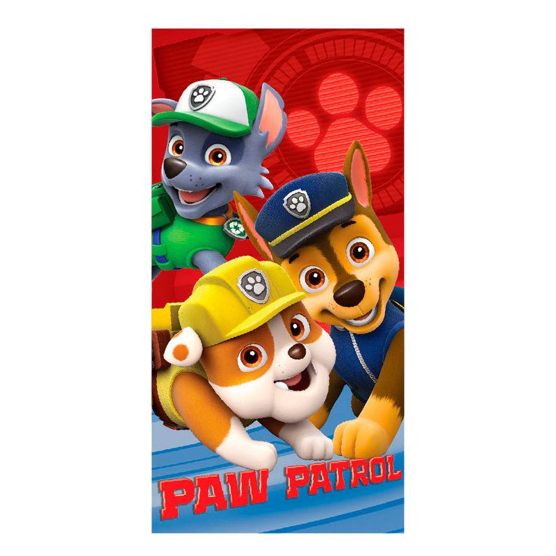 Πετσέτα Θαλάσσης για Παιδιά Paw Patrol