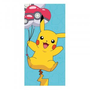 Πετσέτα Θαλάσσης για Παιδιά Cerda Pokemon 696 - 70 x 140 cm