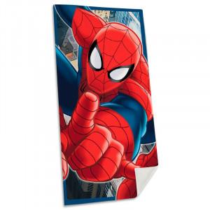 Πετσέτα Θαλάσσης για Παιδιά Kids Licensing Marvel Spiderman - 140 x 70 cm