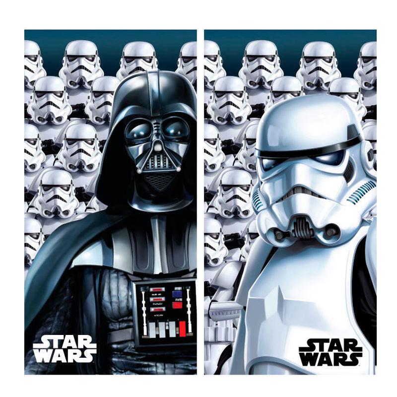 Πετσέτα Θαλάσσης για Παιδιά Disney Darth Vader Star Wars - 140 x 70 cm