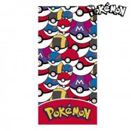 Πετσέτα Θαλάσσης για Παιδιά Cerda Pokemon 634 - 70 x 140 cm