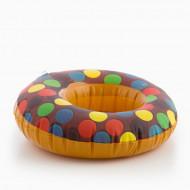 Φουσκωτή Βάση Στήριξης για Κουτάκια Adventure Goods Donut - Ροζ