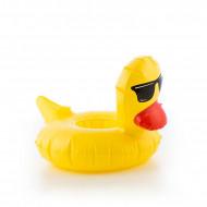 Φουσκωτή Βάση Στήριξης για Κουτάκια Πάπια Adventure Goods - Κίτρινο