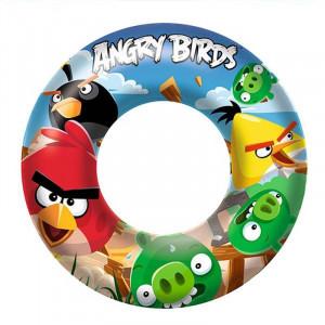 Φουσκωτό Σωσίβιο για Παιδιά Angry Birds